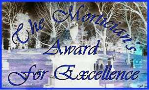 The Mortician's Award for Excellence
